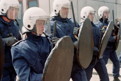 politie mwb M E